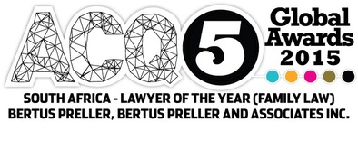 Bertus Preller & Associates Law Firm of the Year